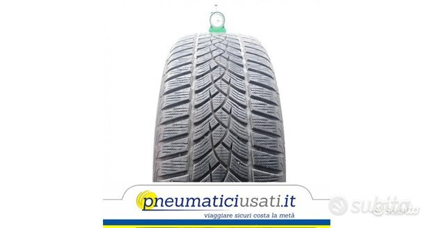 Gomme 215 55 17 usate - cd.9955N