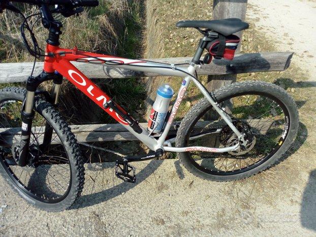 """Bici mtb 26 """"OLMO"""" alluminio7005"""