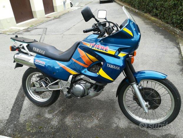 Yamaha Ténéré XTZ 660 - anno 1995