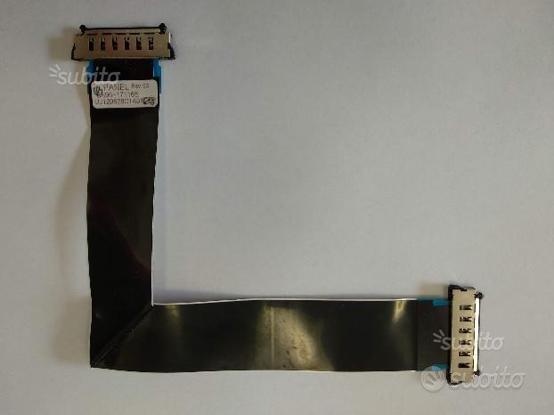 CAVO FLAT VLDS BN96-17116E per TV SamsungPANEL REV