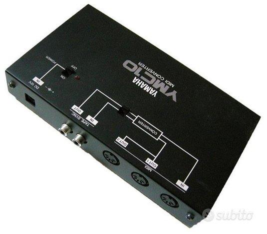 YAMAHA YMC10 Sincronizzatore/generatore di clock