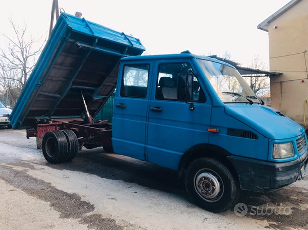 Iveco Daily 35-12 turbo