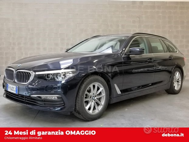 BMW Serie 5 520d touring Business auto