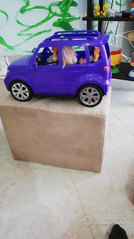 Jeep di barbie