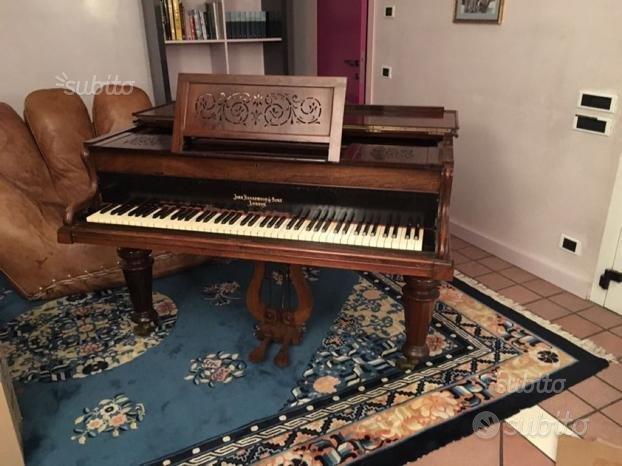 Pianoforte a Coda John broadwood e Sons London