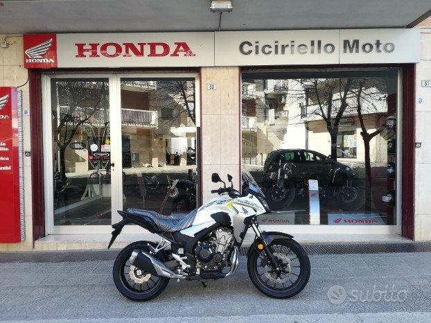 Honda CB 500 X - 2020