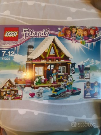 Lego friends 41323