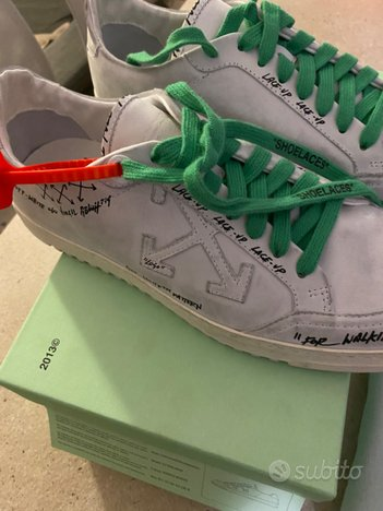 Off -White N 42 Nuove