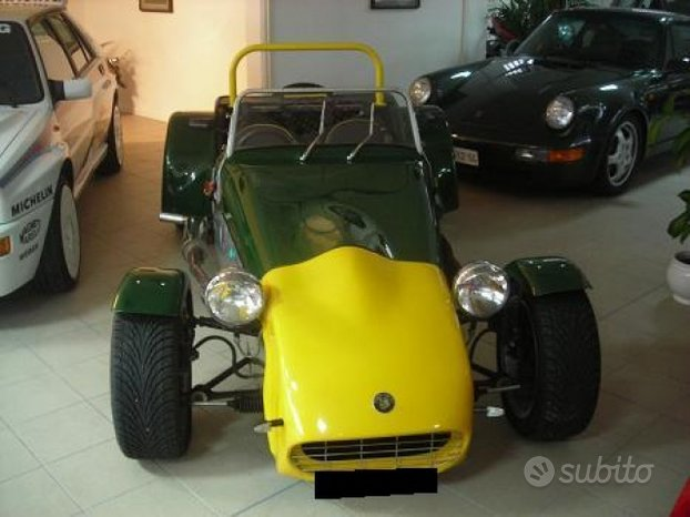 CATERHAM CATERHAM (VALUTO PERMUTE)