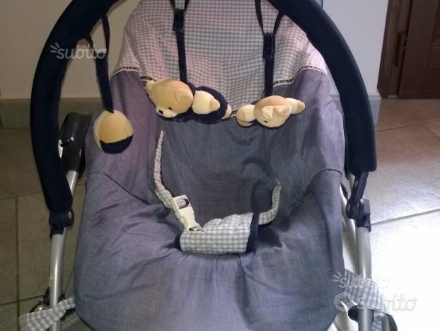 Sdraietta dondolo per neonati