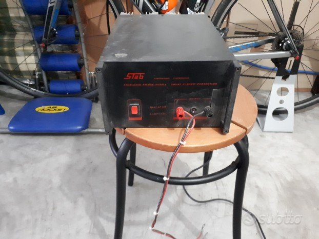 Stabilizzatore power supply stab
