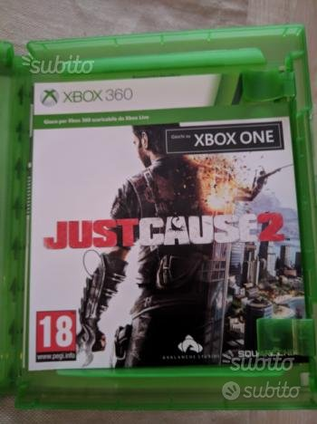 Just cause 2 xbox