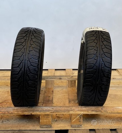 Gomme usate 1756515 Winter UNIROYAL - MS PLUS 77