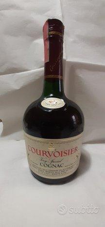 Courvoisier cognac Very Special anni 80