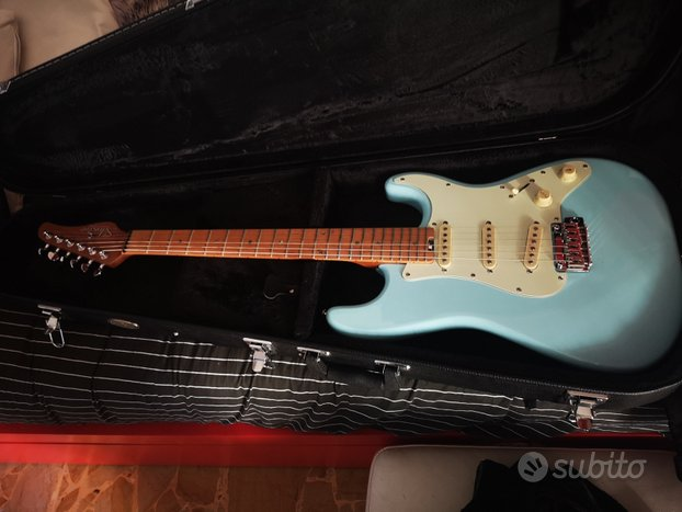 SCHECTER ROUTE 66 CHICAGO SSS Blue