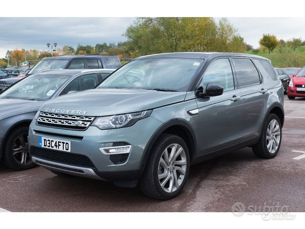 Ricambi land rover discovery sport-freelander #3