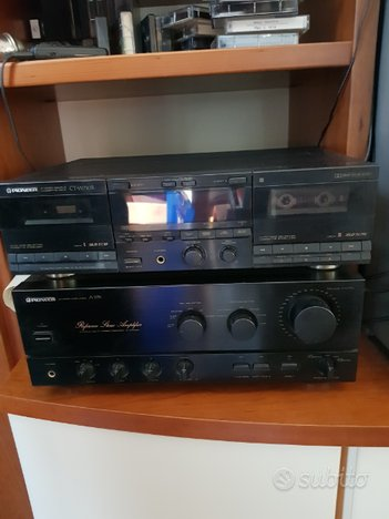 Amplificatore Pioneer A656 serie Reference