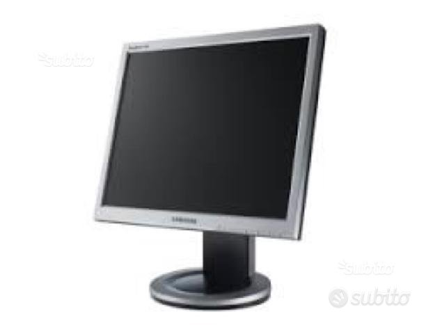 Monitor PC Samsung SyncMaster 720N - 17'' LCD