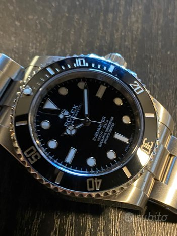 Rolex Submariner no data