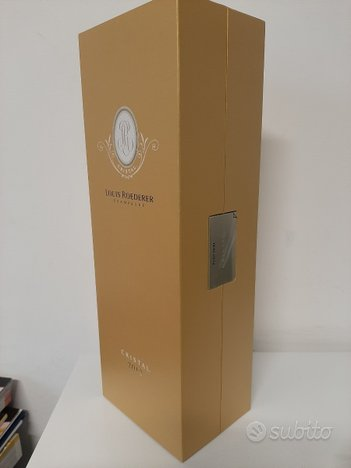 Louis roederer champagne cristal 2012