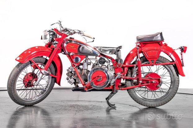 Moto guzzi - gtv 500 - 1960