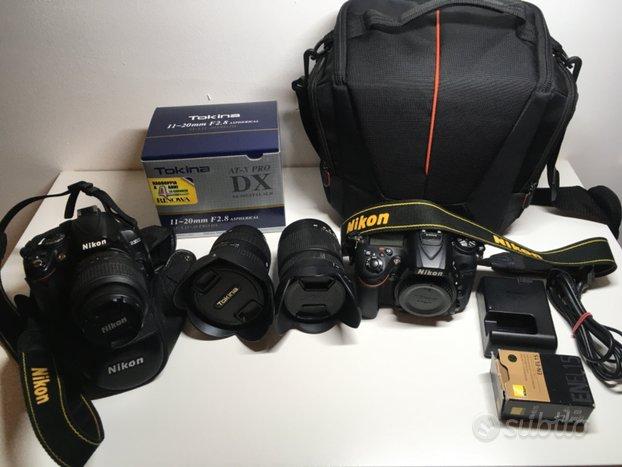 Nikon - Attrezzatura varia fotografica