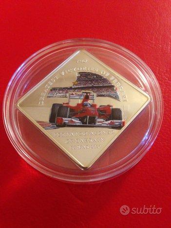 Monete commemorative Ferrari