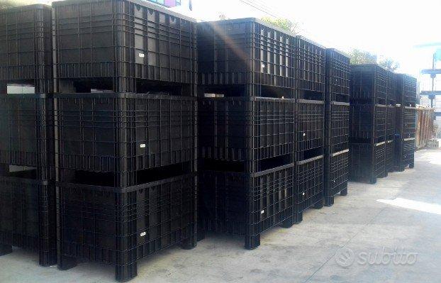 Bins Cassoni contenitori Industriali polietilene
