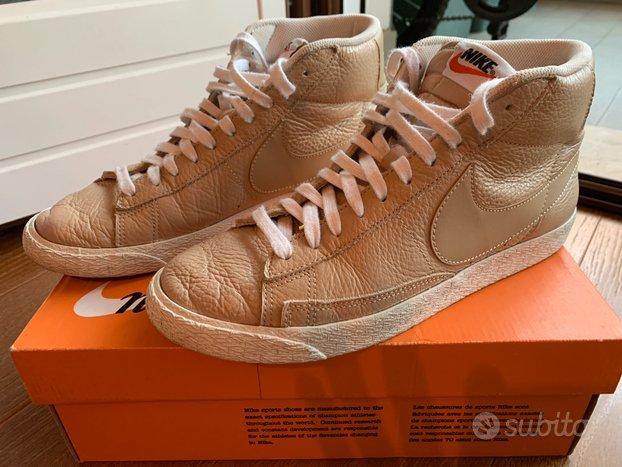 Nike blazer mid pelle PREMIUM originali