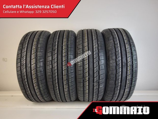 Gomme nuove I INTERSTATE 4 STAGIONI 205 55 R 16