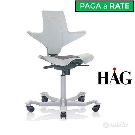 Online Sedia Ergonomica Ufficio Hag Capisco Puls Arredamento In Vendita A Gorle Bergamo