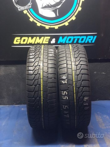 195 55 16 nokian gomme usate invernali