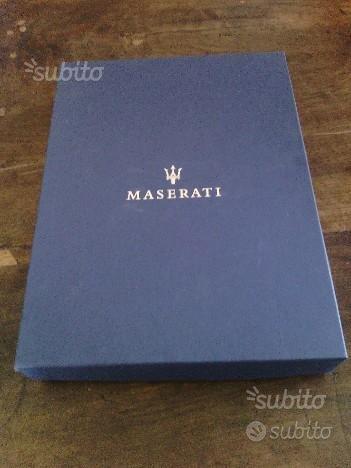 Agenda Maserati Luxury Nuova