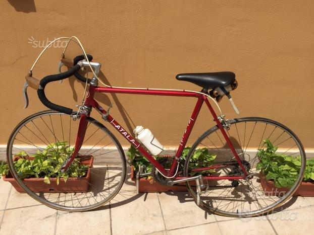 Bicicletta da corsa Atala anni 70/80