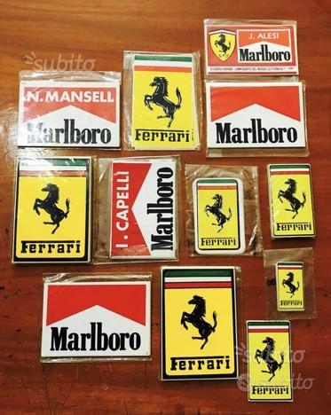 Adesivi Ferrari/Marlboro( scegli )