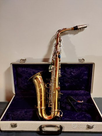 Sassofono Sax Ida Maria Grassi anni 60