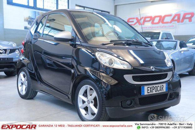 SMART fortwo MHD HIGH STYLE