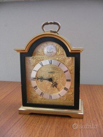 Orologio Sveglia da Tavolo VETTA Vintage