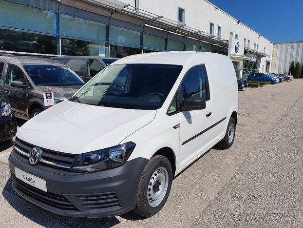 VOLKSWAGEN Caddy METANO VAN BUSINESS 1.4 TGI DA