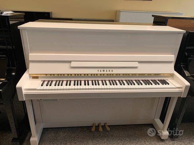 Pianoforte Yamaha B3 Bianco Silent ( Ex-Demo )