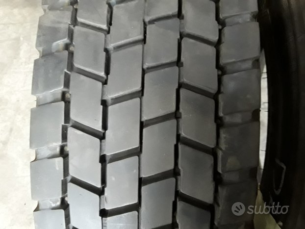 Gomme Usate Hankook 205 75 17,5 122/124M