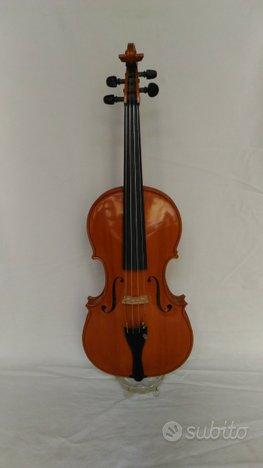 Violino liuteria italiana
