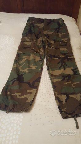 Pantaloni esercito americano