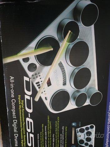 Batteria Elettronica Yamaha DD-65