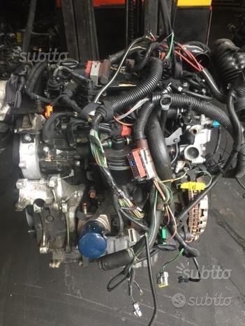Motore Citroen Peugeot Fiat rhz