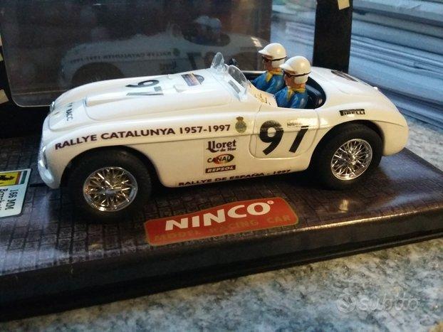 Slot car Ninco Ferrari 166 MM Nuova