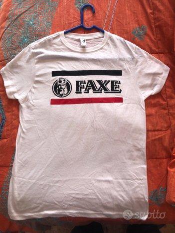 T-shirt faxe bianca M
