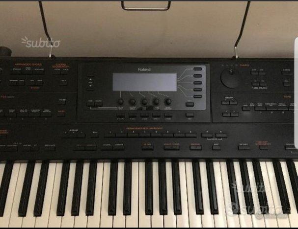 Tastiera Roland G800