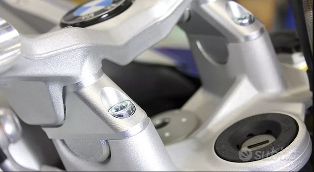 Riser manubrio Hornig per BMW R1200RS/R1250RS