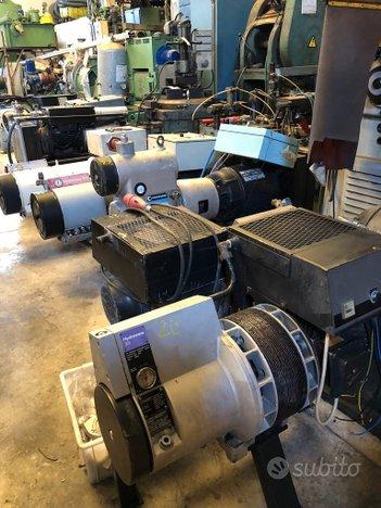 Compressori rotativi a palette